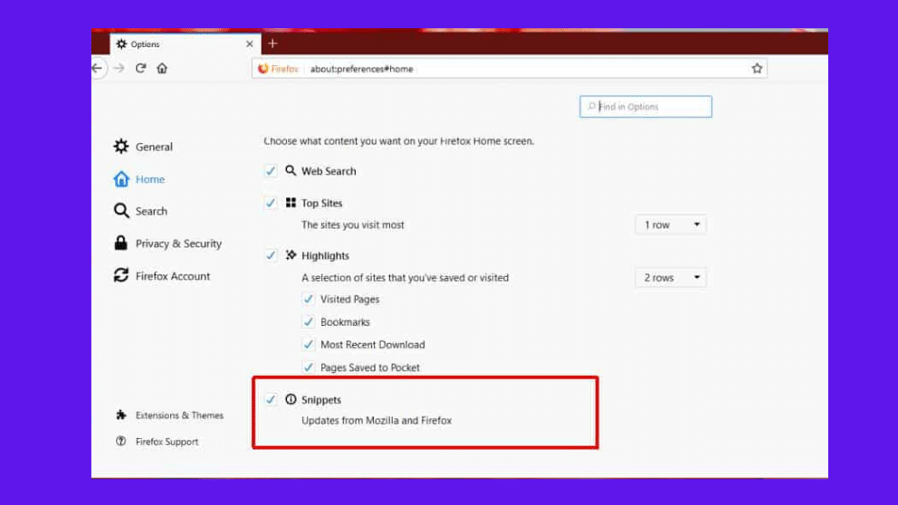 How To Disable Ads on The New Tab Page in Firefox
