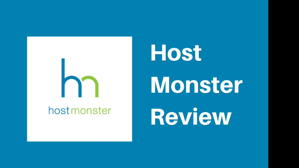 HostMonster Hosting Price, Plans and Review