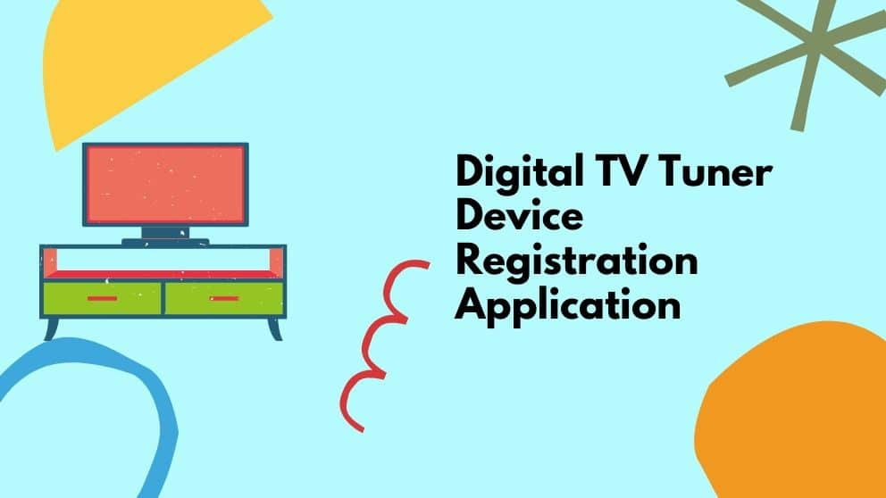 What is Digital TV Tuner Device Registration Application and how to remove it? | Tech Peat