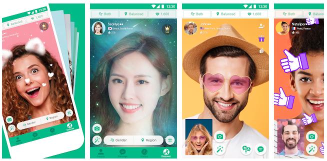 Azar - best stranger chat app without login