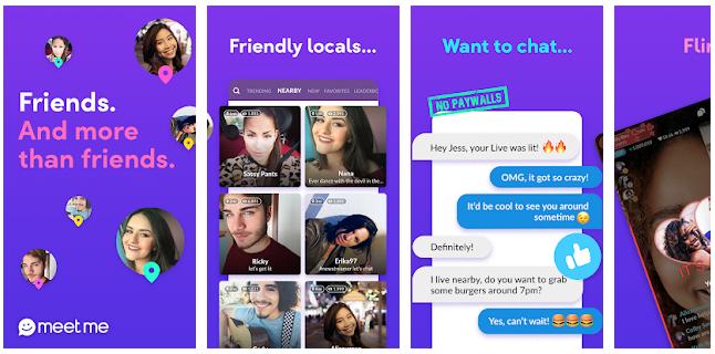 MeetMe Chat & Meet New People - random video chat app