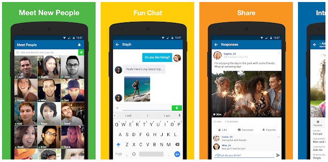 SKOUT - Meet, Chat, Go Live - Best random chat