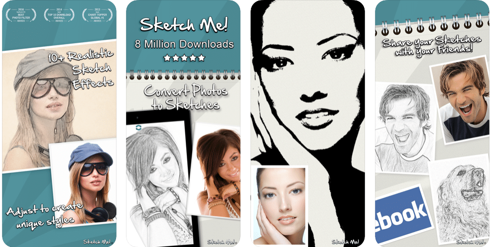 Sketch Me! on the App Store