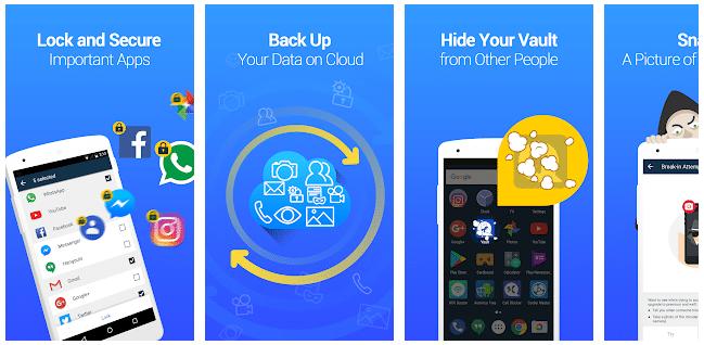 best launcher to hide apps