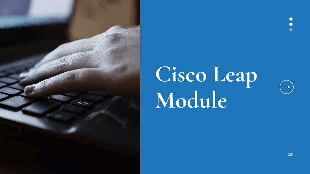 What is Cisco Leap Module and Should I Remove it From The System?