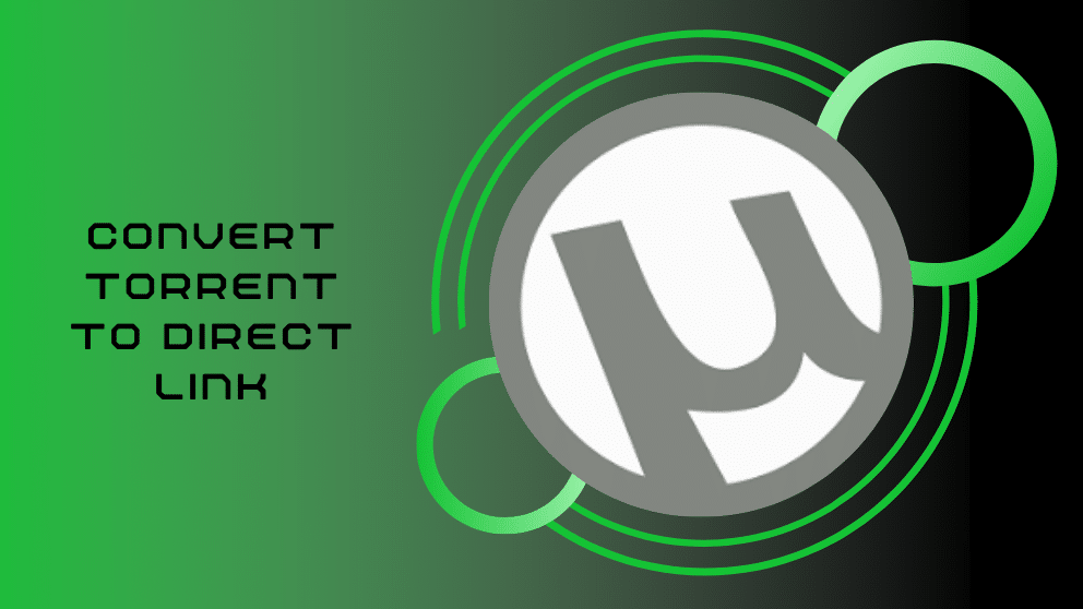 Convert Torrent To Direct Link And 5 Ways To Download Torrents Without Installing Any Clients
