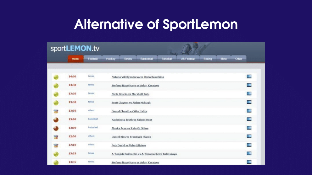 Best 20 Alternative of SportLemon, Sites Like Sportlemon