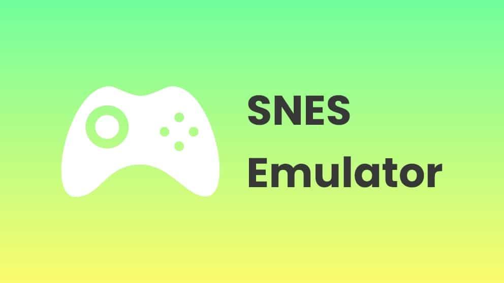SNES Emulator | SNES Emulator Online