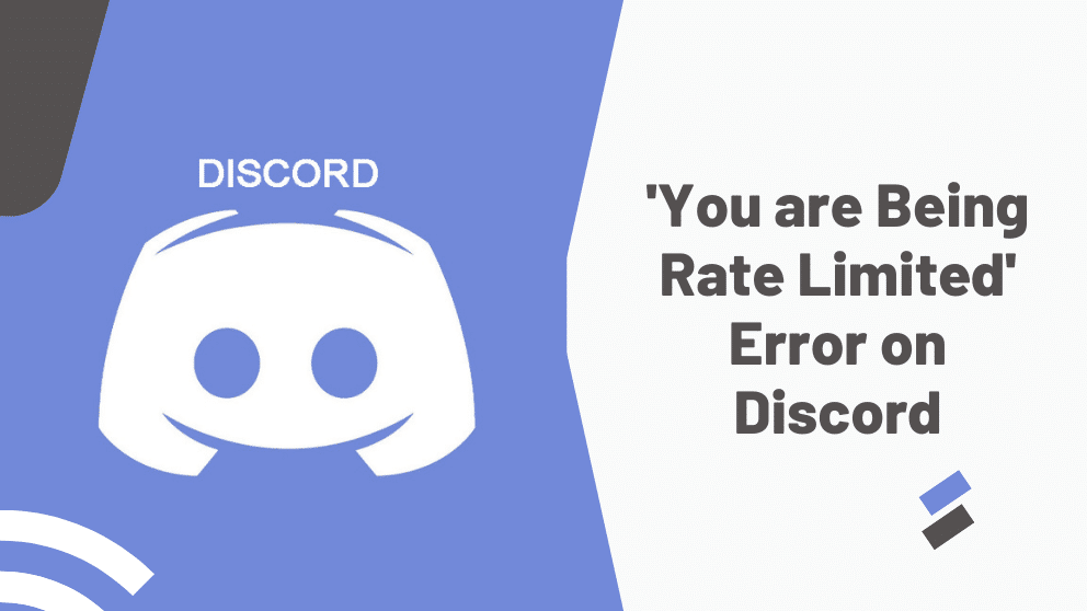 How To Fix 'You are Being Rate Limited' Error on Discord- Complete Guide