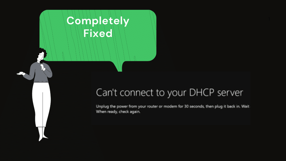 How to Fix Xbox One can't Connect to DHCP Server – [Complete Solution]
