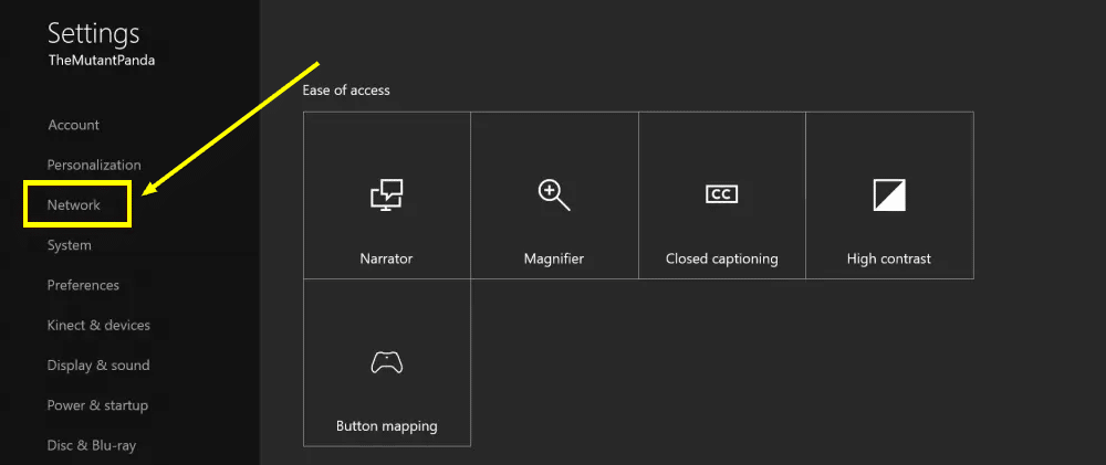 xbox one can't connect to dhcp server wireless
